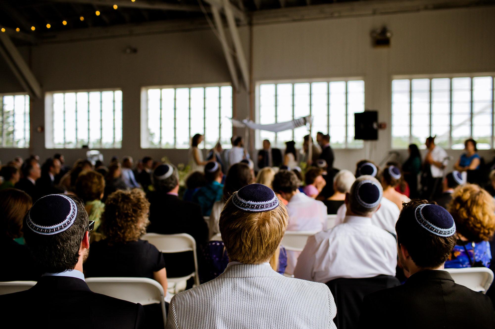 Boaz Frankel Brooke Barker Jewish Wedding Pearson Air Museum 015