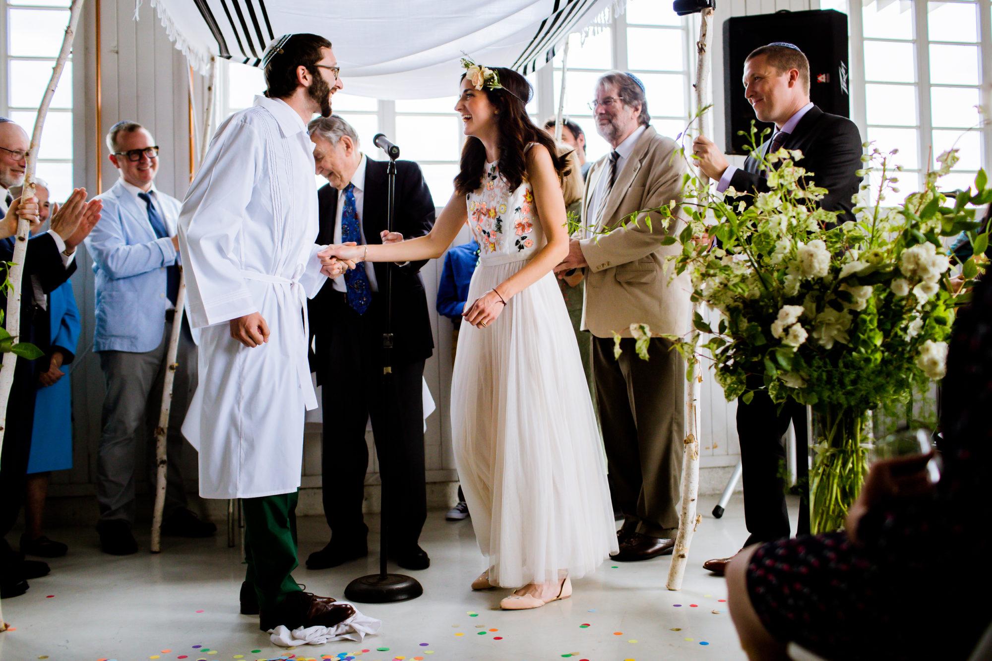 Boaz Frankel Brooke Barker Jewish Wedding Pearson Air Museum 018