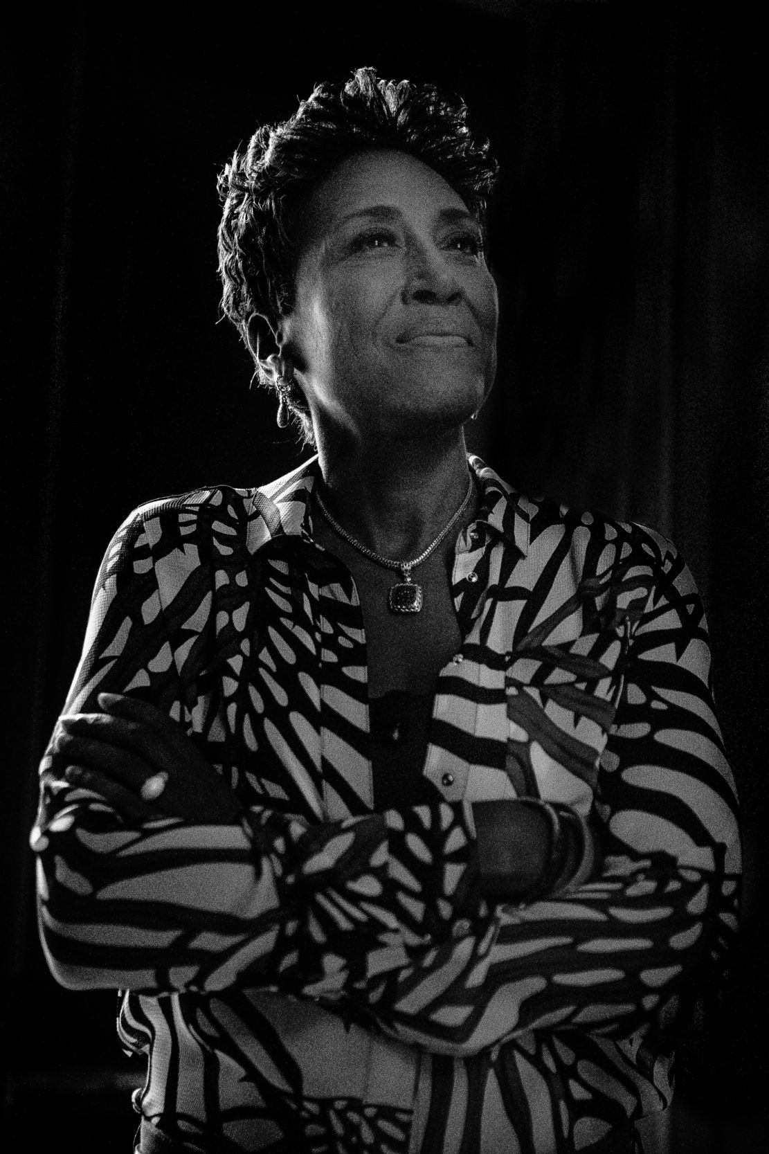 Robin Roberts ABC Host Good Morning America