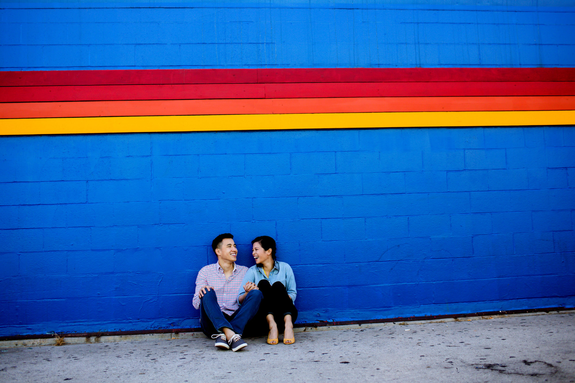 Venice Beach California Engagement Shoot002