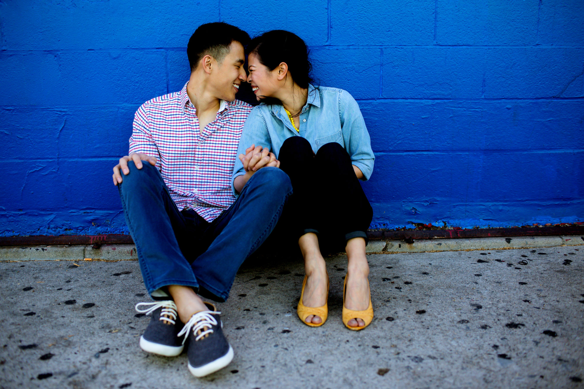 Venice Beach California Engagement Shoot003