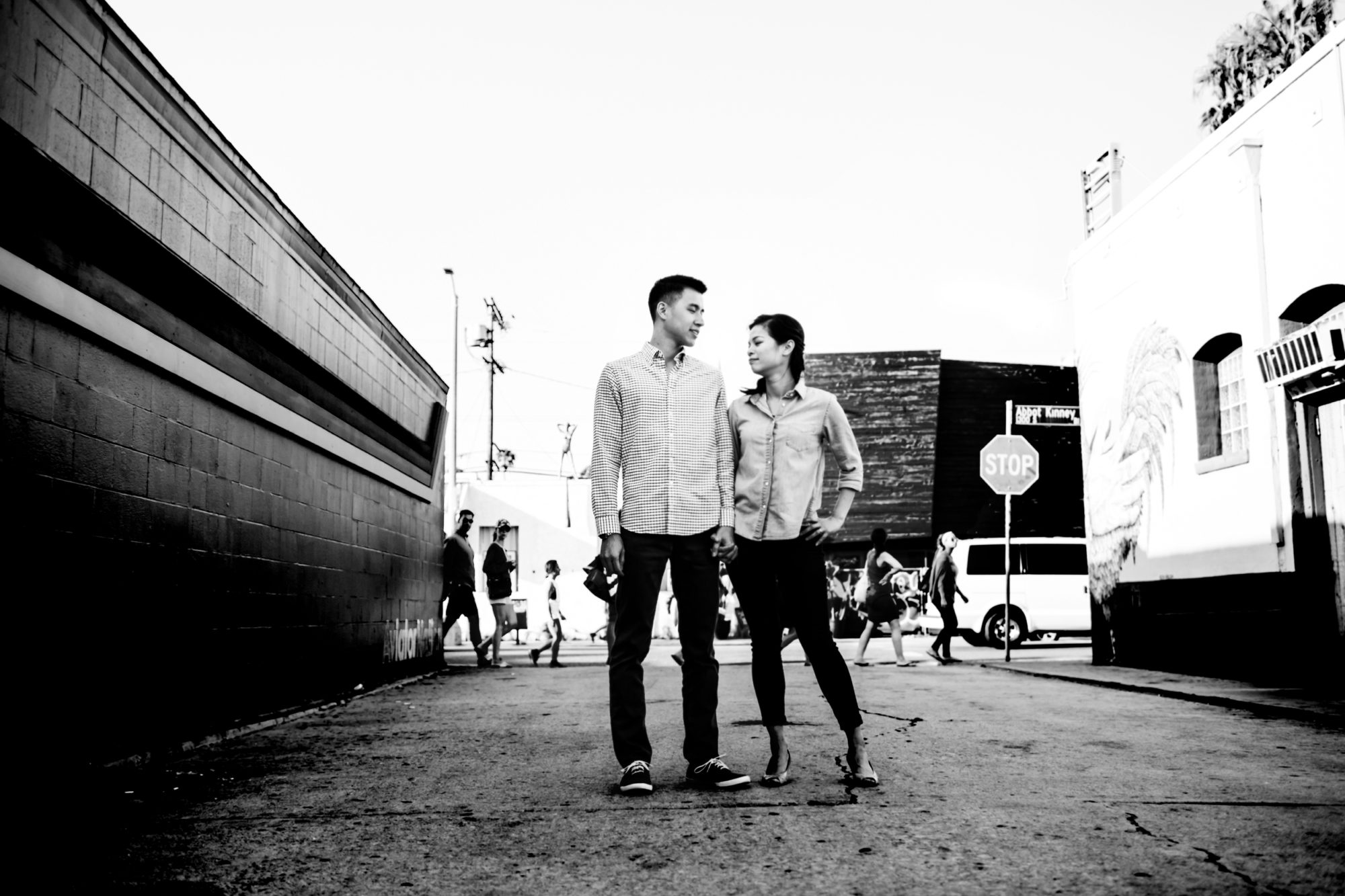 Venice Beach California Engagement Shoot007