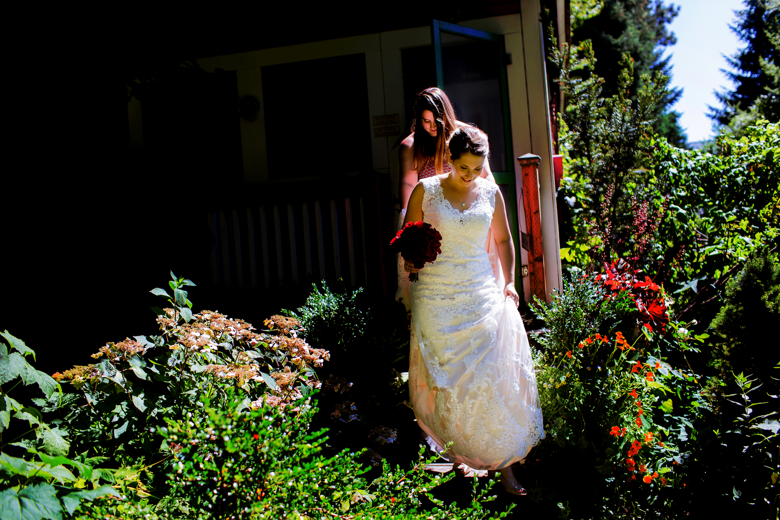 mt. hood organic farms wedding hood river 003