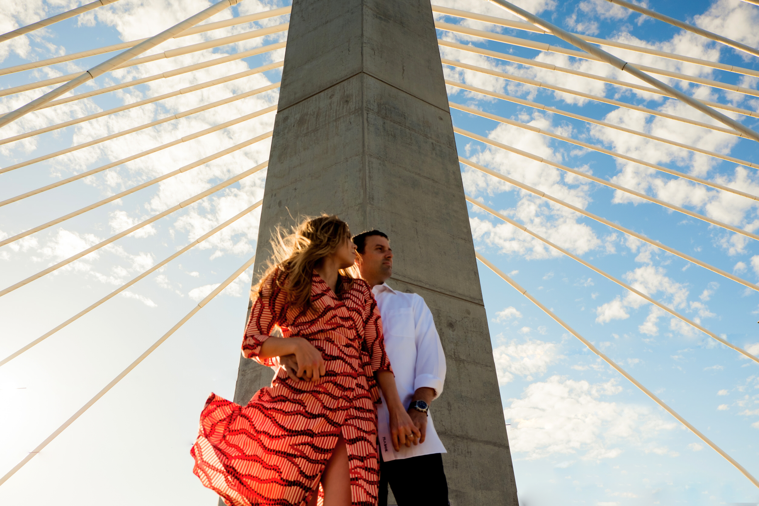 Tilikum Bridge Crossing Engagement Shoot Photos009