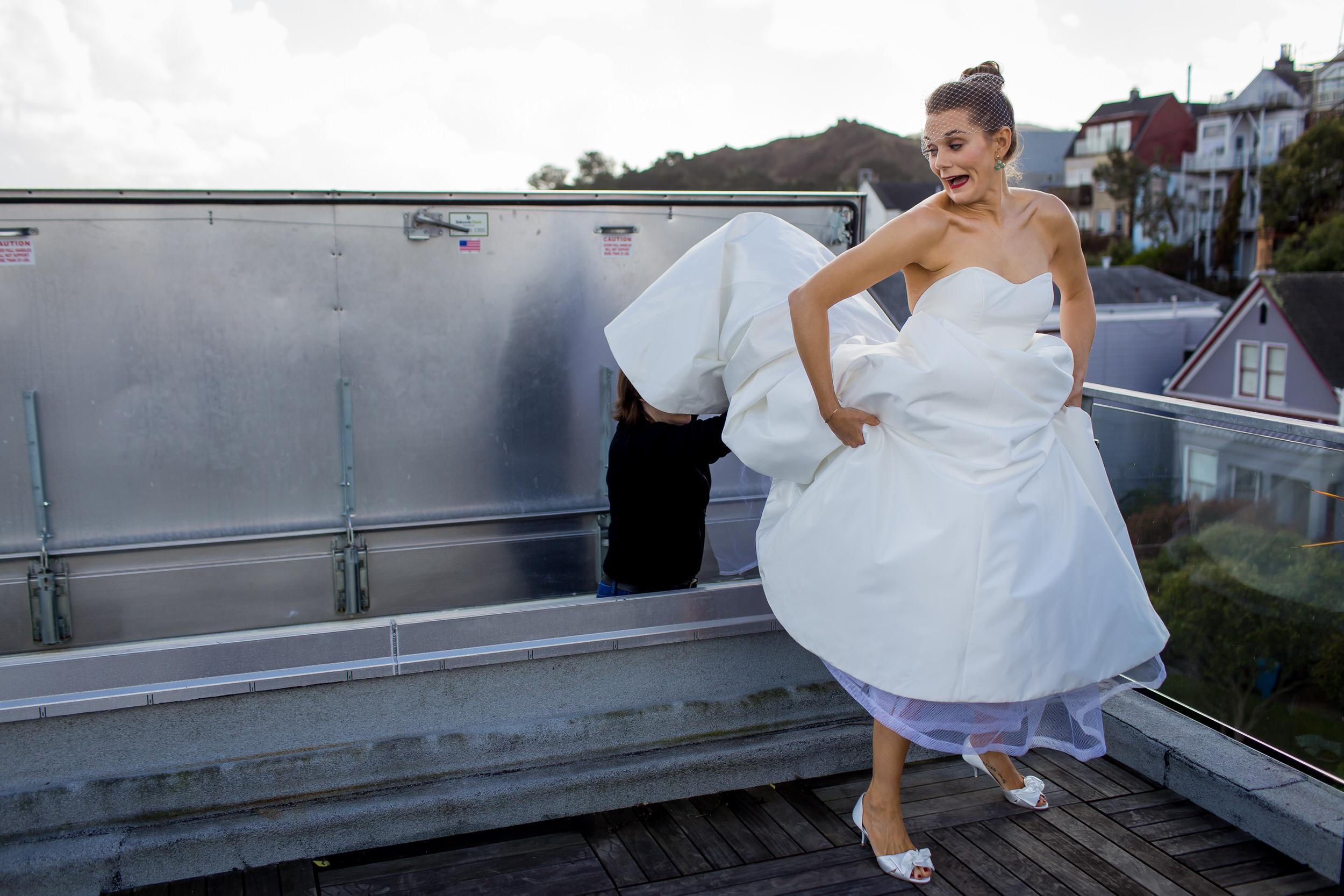 The Pearl SF - San Francisco Wedding