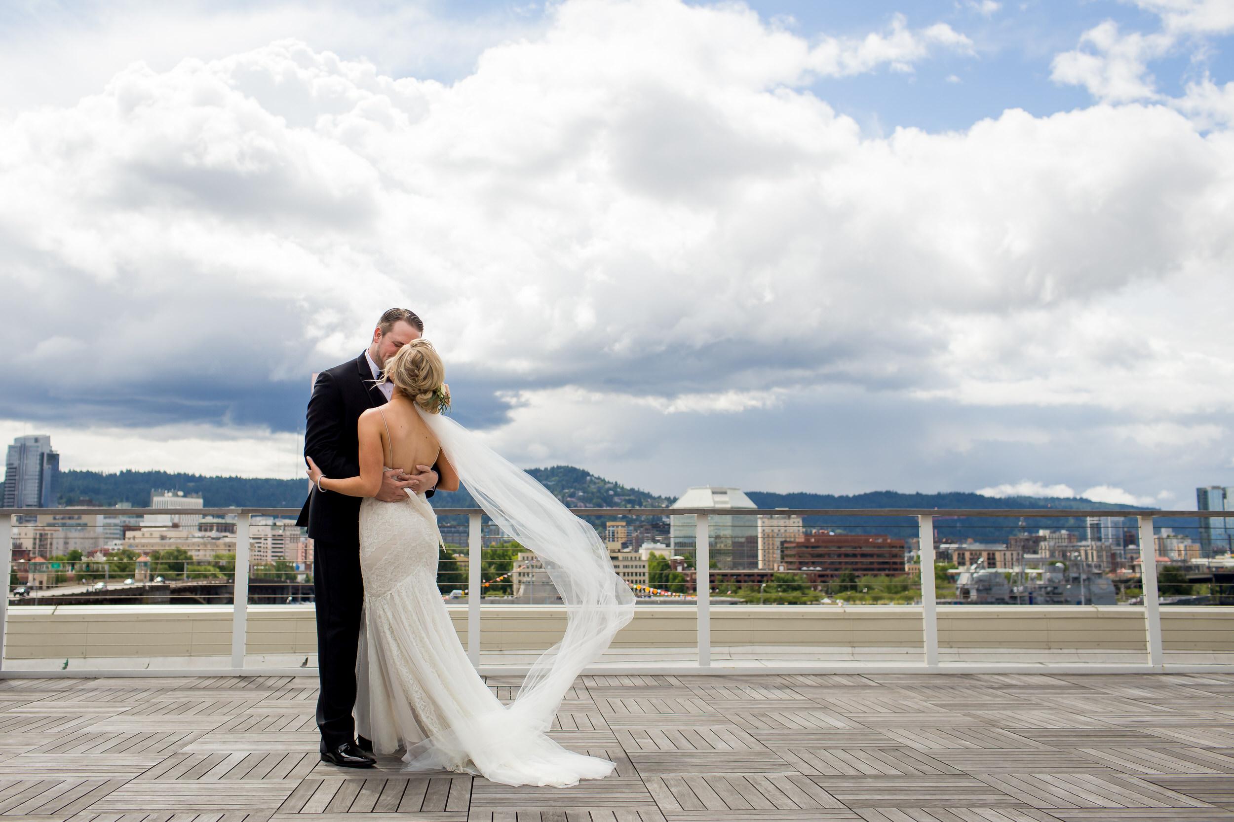 Exchange Ballroom Wedding Venue Portland 004