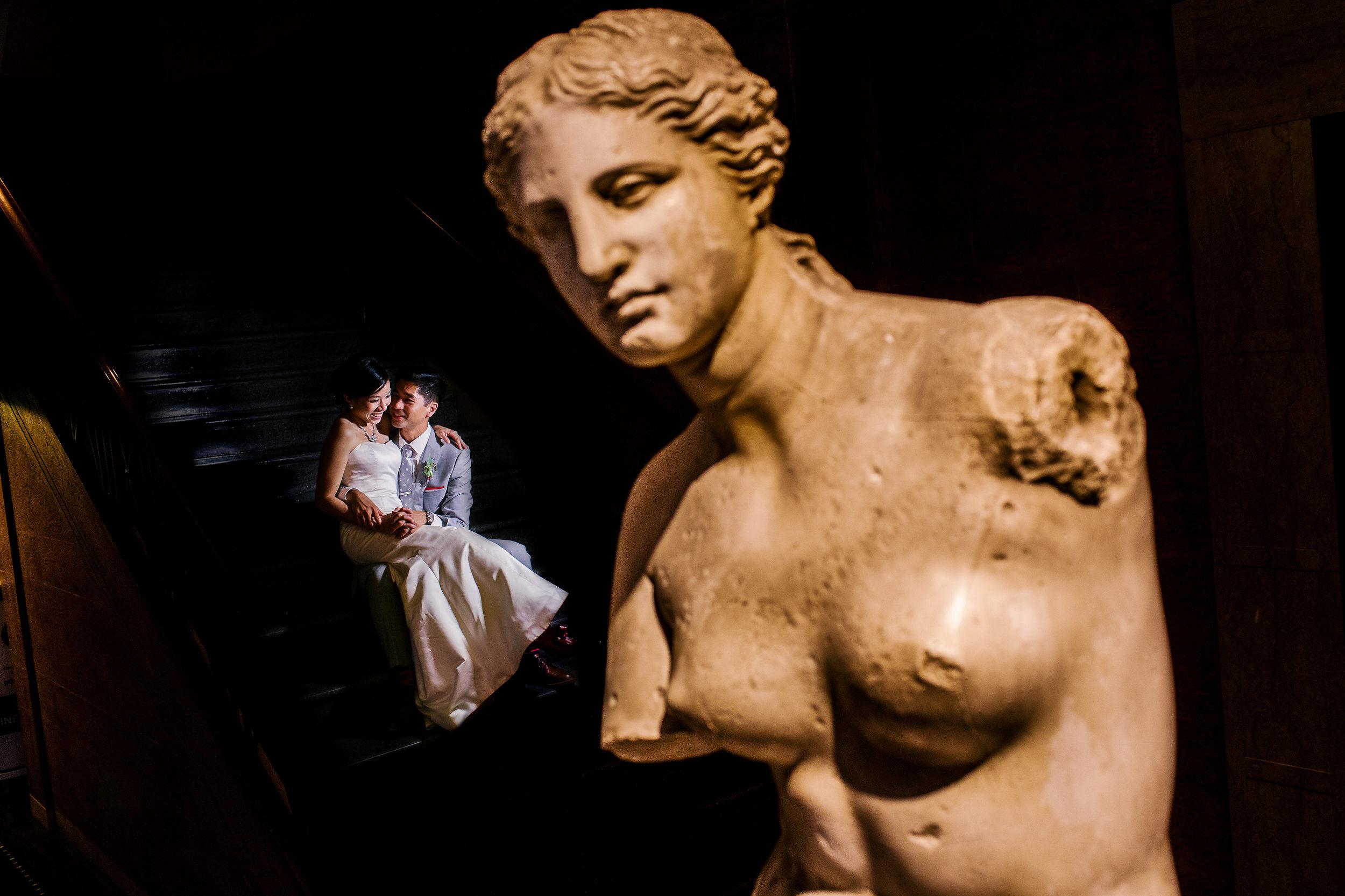 Portland Art Museum Wedding Venue 014