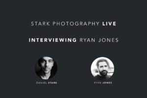 Ryan Jones NYT photojournalist - interview on facebook live.