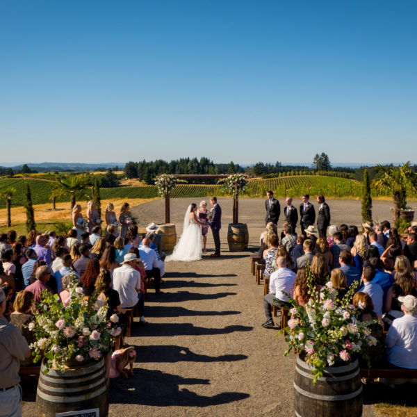 Coria Estates Winery Wedding Venue wedding photography by Stark Photography