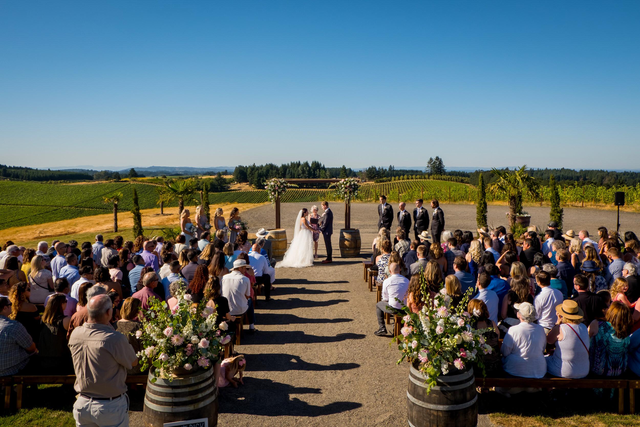 Coria Estates Winery Wedding Venue 013