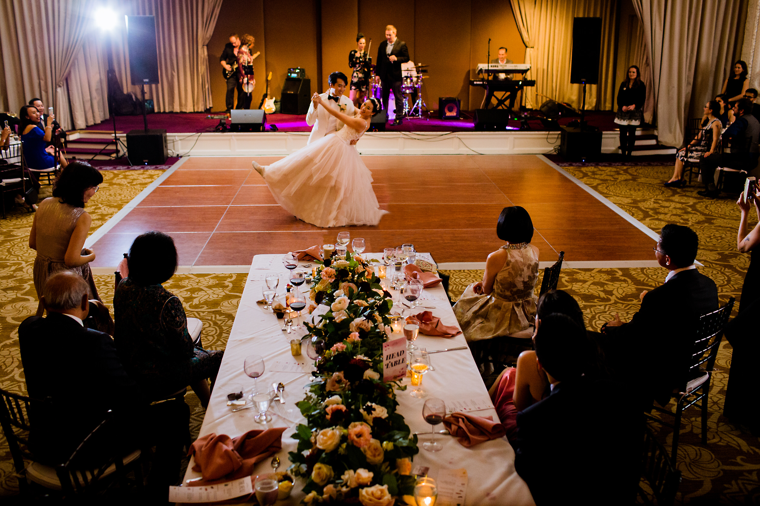 sentinel hotel wedding portland 030