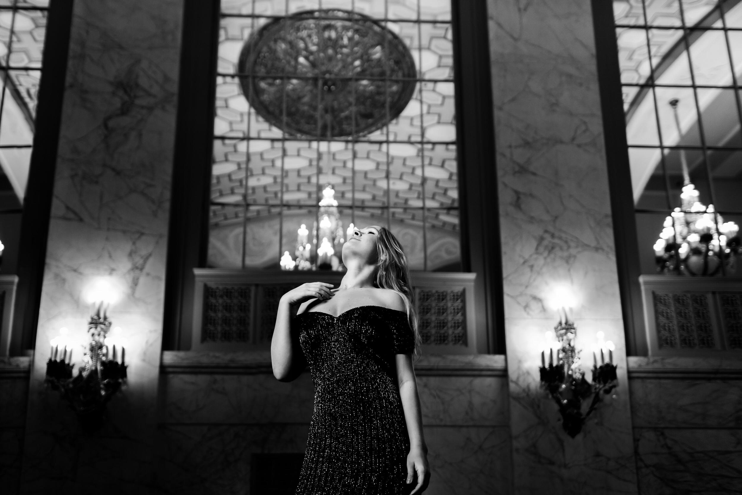 Siena Miller: Opera Singer Branding Session