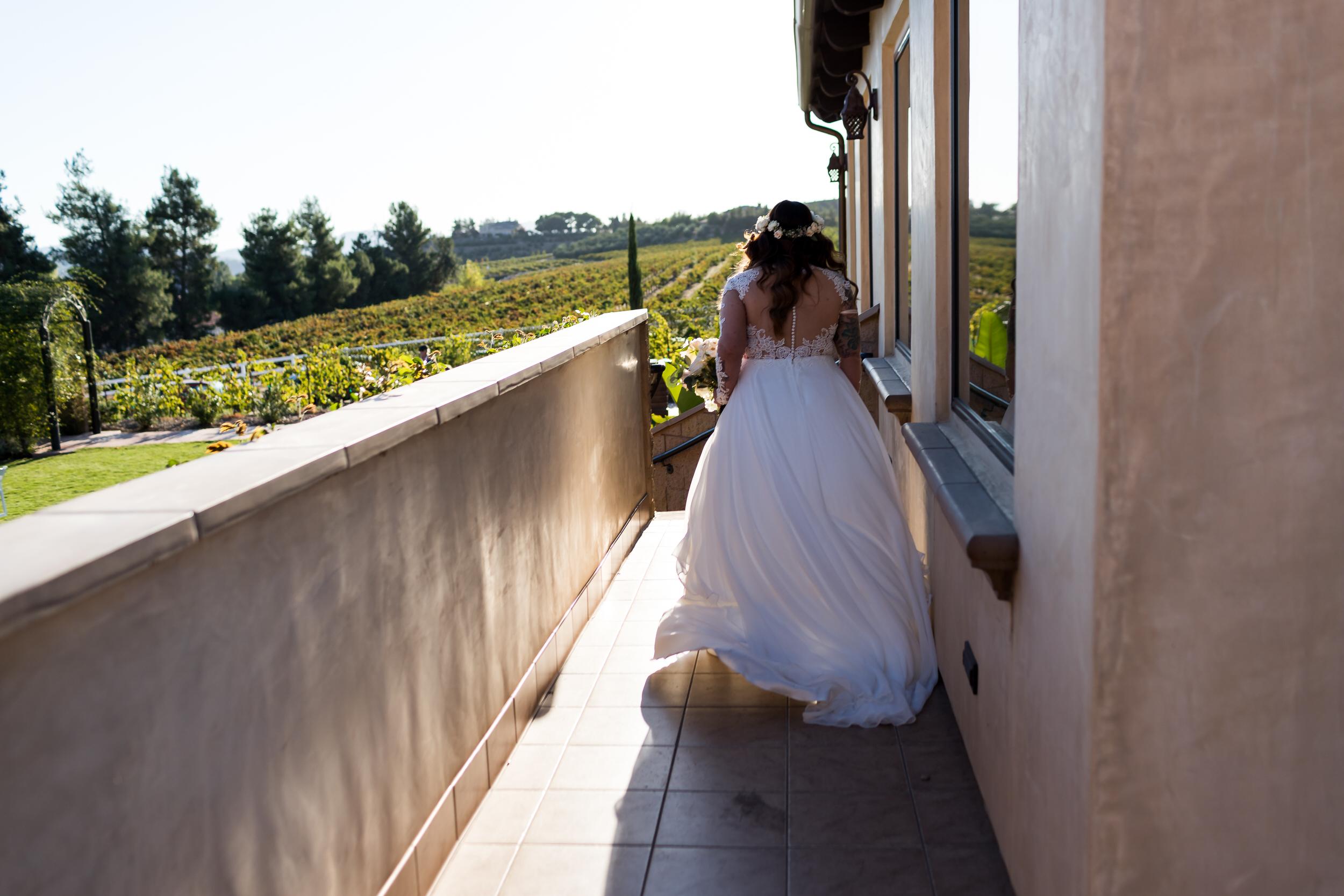 Fazeli Cellars Temecula Wedding Photography