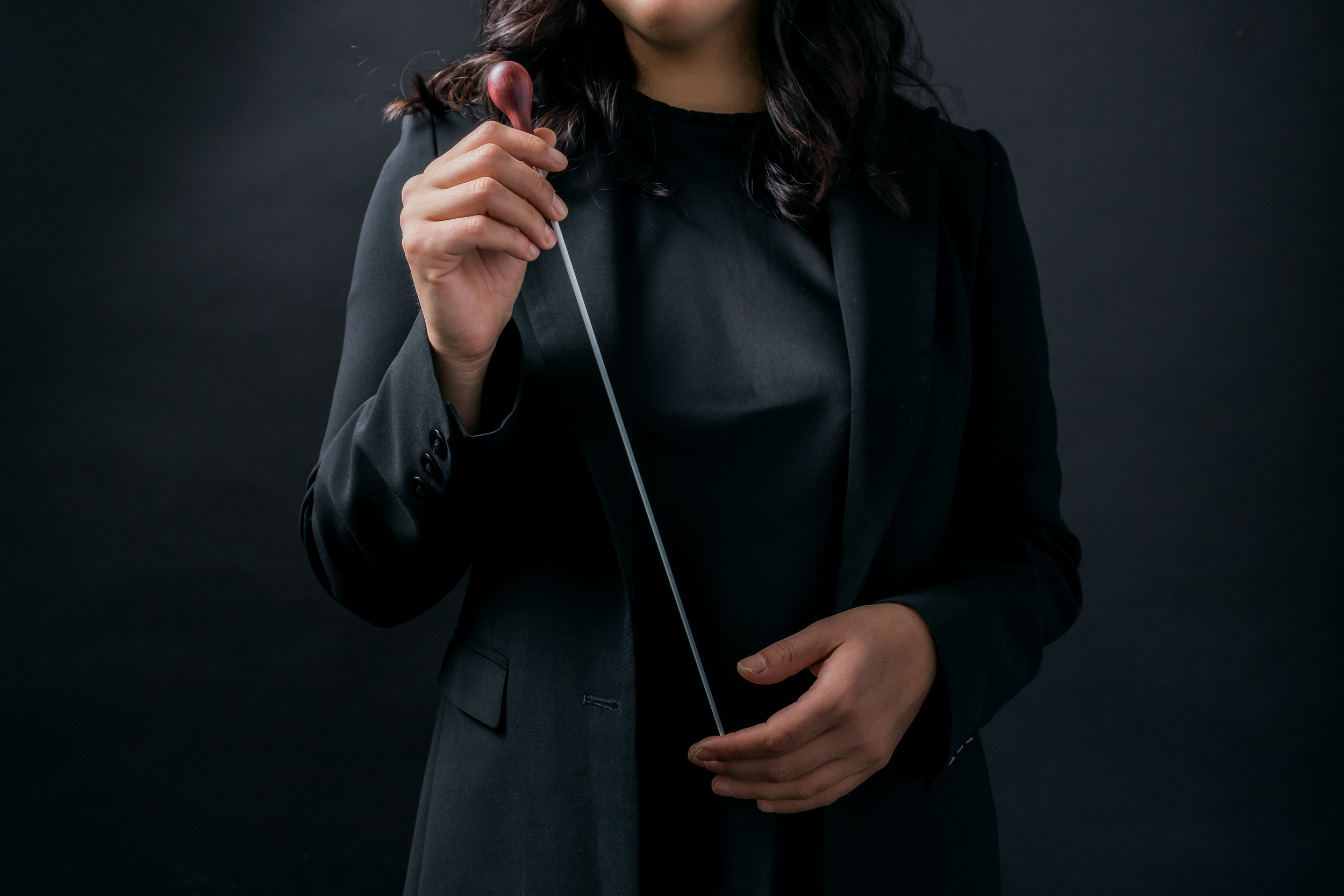 Valery Saul Conductor Professional Headshots Portrait