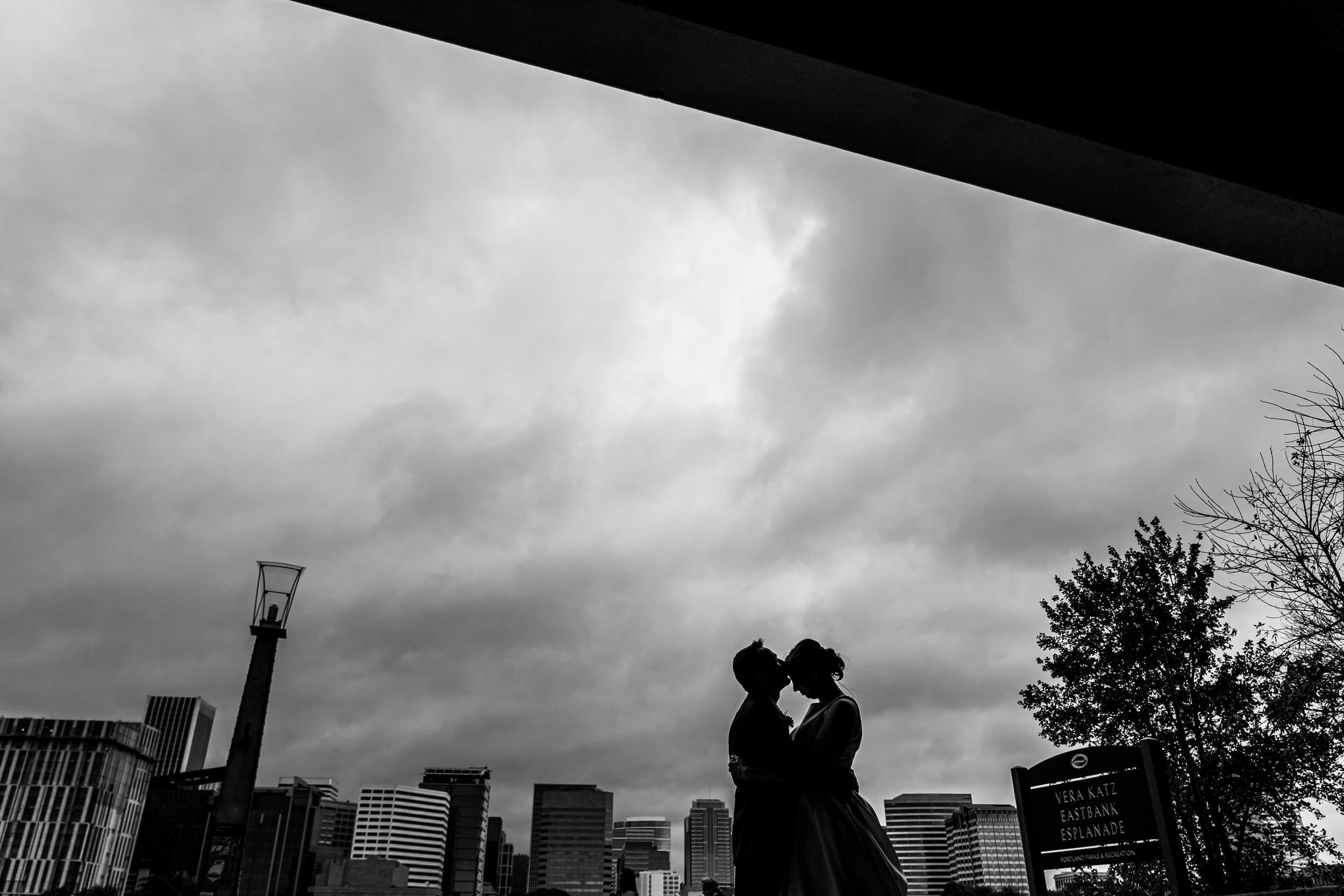 Evergreen PDX Wedding